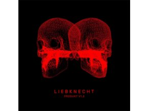 LIEBKNECHT - Produkt V1.1 (Red Vinyl) (LP)