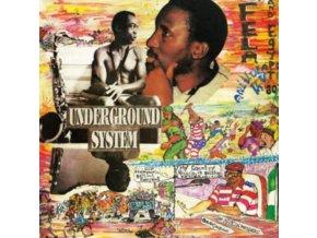 FELA KUTI - Underground System (LP)