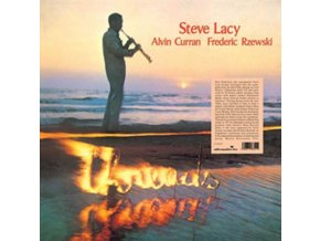 STEVE LACY / ALVIN CURRAN / FREDERIC RZEWSKI - Threads (LP)