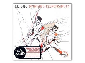 """UK SUBS - Diminished Responsibility (10"""" Vinyl)"""