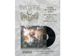 SYLVAINE / UNREQVITED - Time Without End (LP)