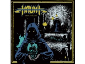 HAUNT - Mind Freeze (Blue/Green/Yellow Frozen Pinwheel) (LP)