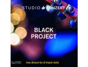BLACK PROJECT - Studio Konzert (Limited Edition) (LP)