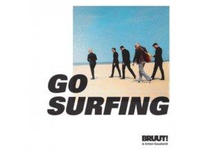 BRUUT! & ANTON GOUDSMIT - Go Surfing (LP)