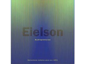 JORGE EDUARDO EIELSON - Audiopinturas: Estructuras Verbales Para Voz (1972) (LP)