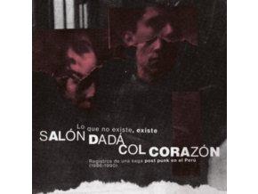 SALON DADA / COL CORAZON - Lo Que No Existe. Existe (LP)