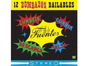 VARIOUS ARTISTS - 12 Bombazos Bailables (LP)