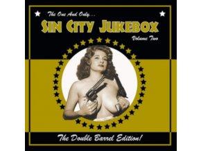 VARIOUS ARTISTS - Sin City Jukebox Volume 2 (LP)