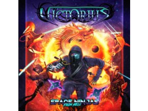VICTORIUS - Space Ninjas From Hell (LP)