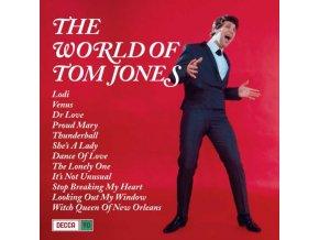 TOM JONES - The World Of (LP)