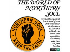 VARIOUS ARTISTS - The World Of Northern Soul (LP)
