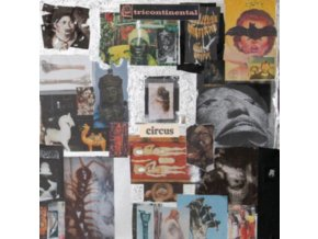 CREME DE HASSAN - Tricontinental Circus (LP)