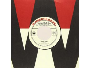 "JAMES MCARTHER & THE HEAD GARDNERS - Tourist Town / Plane Sailors (7"" Vinyl)"