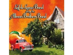 LEIF DE LEEUW BAND - Plays Allman Brothers (LP)