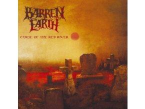 BARREN ERATH - The Curse Of The Red River (LP)