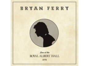 BRYAN FERRY - Live At The Royal Albert Hall 1974 (LP)