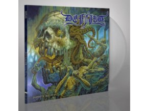 DEFILED - Infinite Regress (Clear Vinyl) (LP)