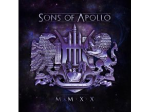 SONS OF APOLLO - Mmxx (LP + CD)