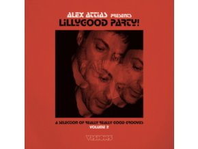 ALEX ATTIAS - Alex Attias Presents Lillygood Party Vol. 2 (LP)
