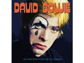 "DAVID BOWIE - Silly Boy Blue / Love You Til Tuesday (Blue Vinyl) (7"" Vinyl)"