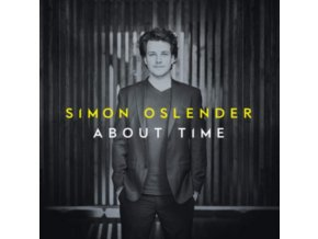 SIMON OSLENDER - About Time (LP)