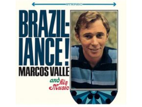 MARCOS VALLE - Braziliance (LP)