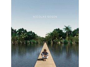 NICOLAS GODIN - Concrete And Glass (LP + CD)