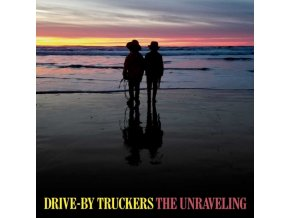 DRIVE-BY TRUCKERS - The Unraveling (LP)