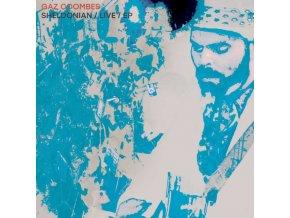 GAZ COOMBES - Sheldonian / Live / EP (Clear Turquoise Vinyl) (LP)