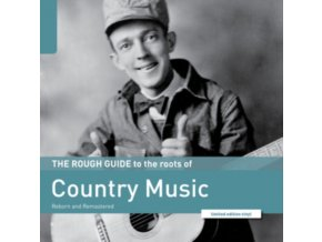 VARIOUS ARTISTS - The Rough Guide To The Roots Of Country Music (LP)