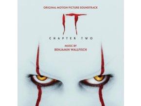 BENJAMIN WALLFISCH - IT Chapter Two - Original Soundtrack (LP)