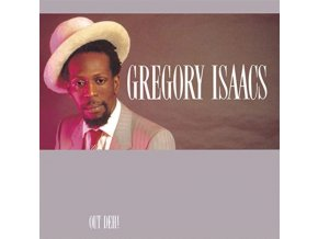 GREGORY ISAACS - Out Deh! (LP)