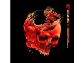 RAMIN DJAWADI - Gears Of War 5 - Original Game Soundtrack (LP)