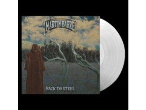MARTIN BARRE - Back To Steel (Clear Vinyl) (LP)