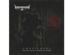 WORMWOOD - Ghostlands - Wounds From A Bleeding Earth (Green Vinyl) (LP)