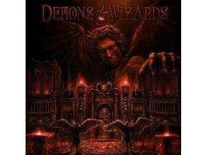 DEMONS & WIZARDS - Iii (Red Vinyl) (LP + 7)