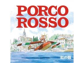 ORIGINAL SOUNDTRACK / JOE HISAISHI - Porco Rosso / Image Album (LP)