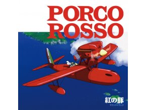 ORIGINAL SOUNDTRACK / JOE HISAISHI - Porco Rosso / Soundtrack (LP)