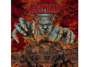 KREATOR - London Apocalypticon - Live At The Roundhouse (LP)