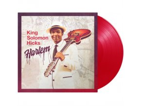 KING SOLOMON HICKS - Harlem (Red Vinyl) (LP)