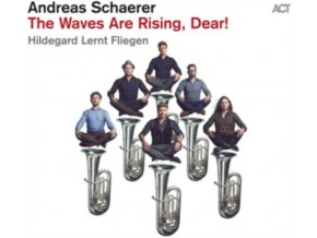 ANDREAS SCHAERER - The Waves Are Rising. Dear! (LP)