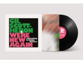 GIL SCOTT-HERON - Were New Again - A Re-Imagining By Makaya Mccraven (LP)