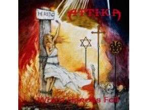 ATTIKA - When Heroes Fall (LP)