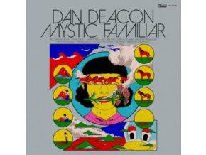 DAN DEACON - Mystic Familiar (LP)