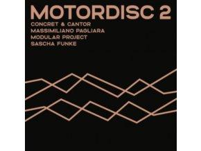 "SASCHA FUNKE / MODULAR PROJECT / M - Motordisc 2 (12"" Vinyl)"