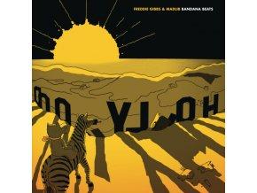 FREDDIE GIBBS & MADLIB - Bandana Beats (LP)