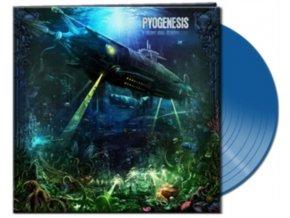 PYOGENESIS - A Silent Soul Screams Loud (Clear Blue Vinyl) (LP)