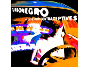 TURBONEGRO - Hot Cars & Spent Contraceptives (Orange/Black Splatter Vinyl) (LP)