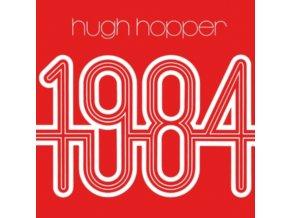 HUGH HOPPER - 1984 (Red Vinyl) (Rsd 2020) (LP)