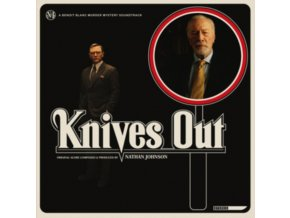 NATHAN JOHNSON - Knives Out - Original Soundtrack (LP)